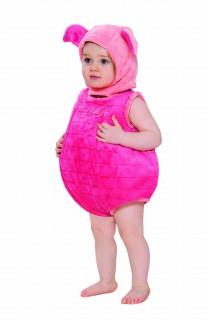 Disney™ Winnie Puuh™ Ferkel Babykostüm Lizenzware pink