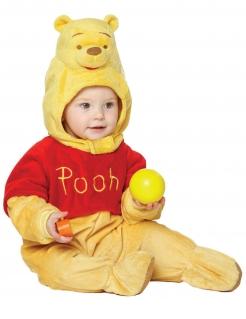Winnie Puu Lizenzartikel Babykostüm 2-teilig gelb-rot