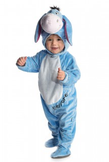 I-Aah aus Winnie Puuh - Kostüm für Babys hellblau