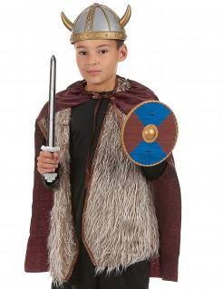 Wikinger-Kinderset Nordischer Krieger bunt