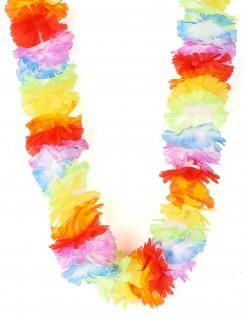 Hawaii-Halskette Blütenkette bunt