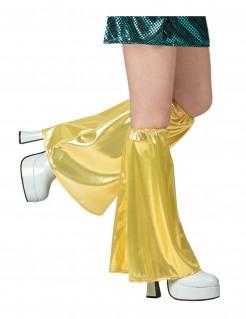 Stulpen Kostümaccessoire Disco gold