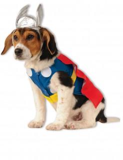 Marvel Thor Hundekostüm Lizenzware bunt