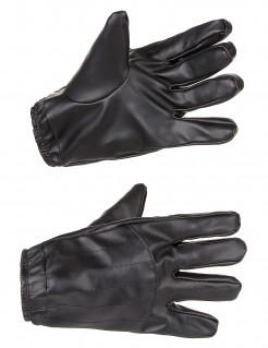 Kylo Ren Handschuhe Star Wars VII™-Accessoire schwarz
