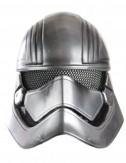 Captain Phasma Maske für Erwachsene Star Wars VII Maske silber-schwarz
