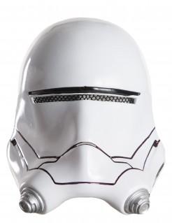 Flametrooper Star Wars VII™ Erwachsenen-Maske weiß