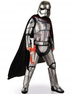 Star Wars Captain Phasma Damenkostüm Deluxe Lizenzware silber-schwarz