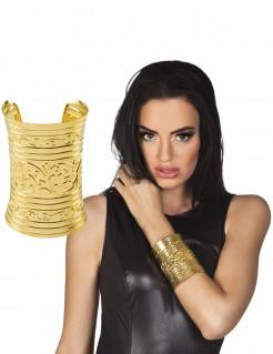 ägyptisches Ornament Armband Armreif Cleopatra gold