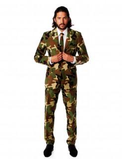 OppoSuits™ Herrenanzug camouflage
