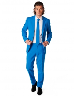 Mr. Blue - Opposuits Herrenanzug - blitzblau