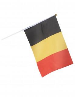 Belgien-Fahne Belgische Flagge schwarz-gelb-rot 35x45cm