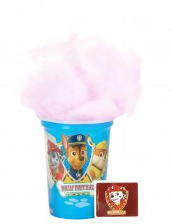 Paw Patrol™ Zuckerwatte Party-Süßigkeiten rosa