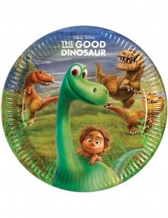 Disney™ Arlo & Spot™ Partyteller Lizenzware 8 Stück bunt 23cm