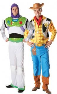 Disneys Toy Story™ Gruppenkostüm für Freunde bunt