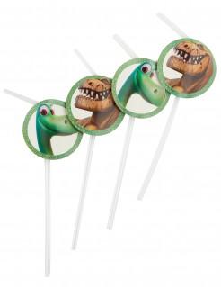 Arlo und Spot™ Strohhalme 6 Stück Lizenzware