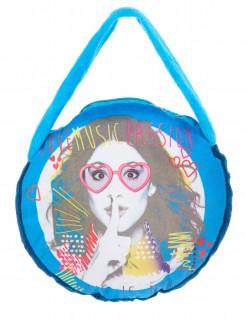 Disney™ Violetta™ Handtasche Lizenzware blau-bunt