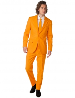 Mr. Orange - Opposuits Anzug - safranfarben