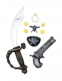 Piraten-Accessoire-Set für Kinder