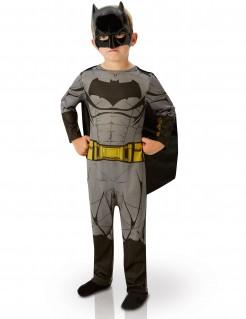 Batman Dawn of Justice Lizenzkostüm für Kinder grau