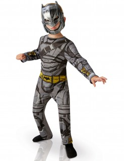 Batman™ Armour-Kinderkostüm Dawn of Justice™ grau