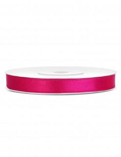 Geschenkband Satin pink 25m