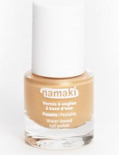 Nagellack Namaki Cosmetics gold 7,5 ml