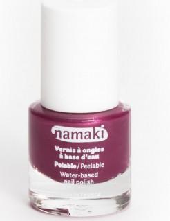 Nagellack Namaki Cosmetics waldbeerrot 7,5 ml