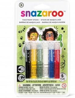 Schminkstifte Snazaroo Lizenzware für Kinder bunt