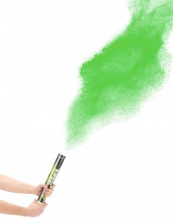Party Pulverkanone grün 40cm