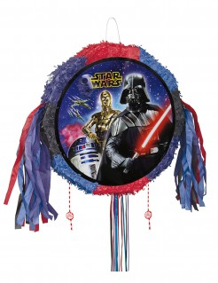 Partyspiel Pinata Lizenzware Pop-out Star Wars bunt
