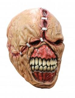 Resident Evil Apocalypse Nemisis-Maske Halloween hautfarben-rot