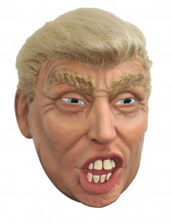 Donald Gesichtsmaske Politiker USA