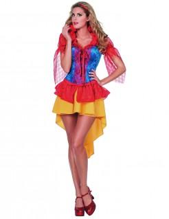 Sexy Märchenprinzessin-Kostüm mit Spitze