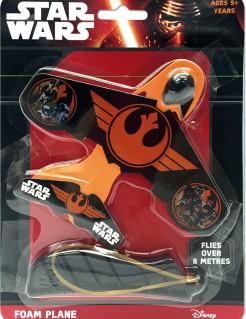 Star Wars™ Modellflugzeug Lizenzware bunt 12,5x14,5cm
