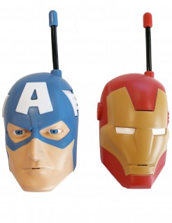 Avengers™-Walkie-Talkies 2 Stück