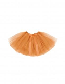 Ballettröckchen für Mädchen - orange