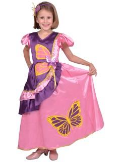 Schmetterlingsprinzessin-Kinderkostüm