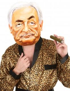 Dominique Strauss-Kahn Promi-Maske