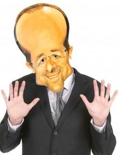 Francois Hollande Promi-Maske