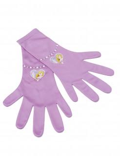 Rapunzel™ Mädchenhandschuhe Märchen-Accessoire rosa