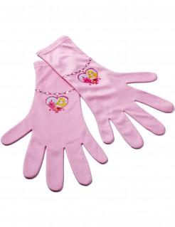 Aurora-Handschuhe für Mädchen rosa
