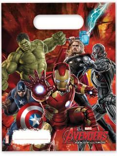Avengers: Age of Ultron™-Geschenkbeutel 6 Stück