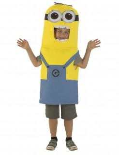 Minions-Kostüm für Kinder gelb-blau