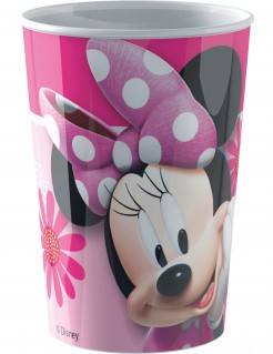 Minnie Maus™ Partybecher Disney™ Lizenzartikel bunt 170ml