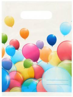 Luftballon-Geschenktüten 6 Stück