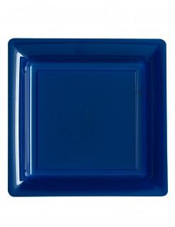 Partyteller 12 Stück marineblau 23.5cm