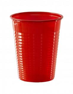 Partybecher Party-Zubehör 20 Stück rot 200ml