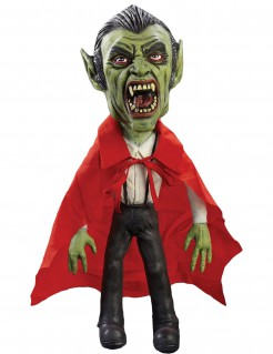 Vampir Halloween-Dekofigur Dracula bunt 60cm