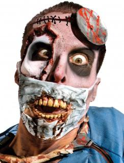 Maske Zombie-Chirurg Erwachsene Halloween