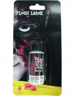 Verbrannte Haut Flesh Latex Halloween Make-up hautfarben 31,6ml